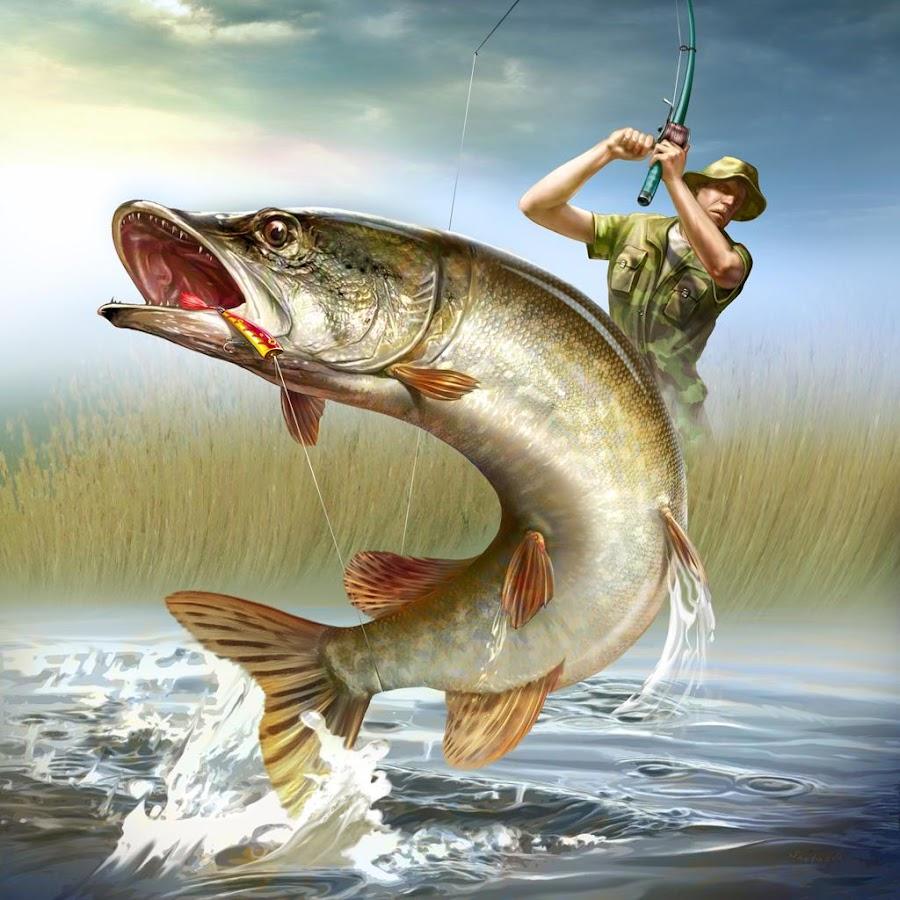 фото о рыбалке в качестве