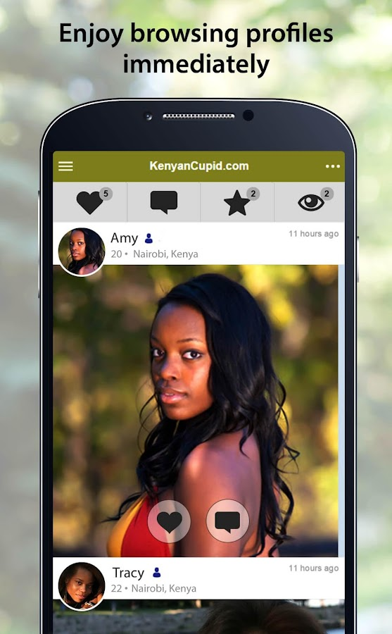 Nairobi online dating sites