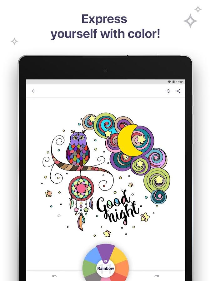Coloring Book For Me Mandala Screenshot 23