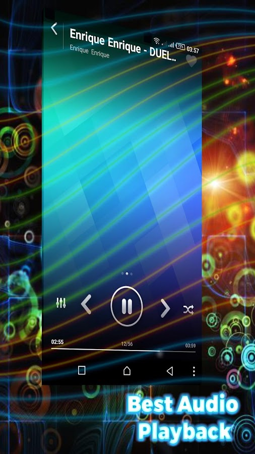 Mp3 Player Pro  Best Screenshot For Mp Music Player Pro With