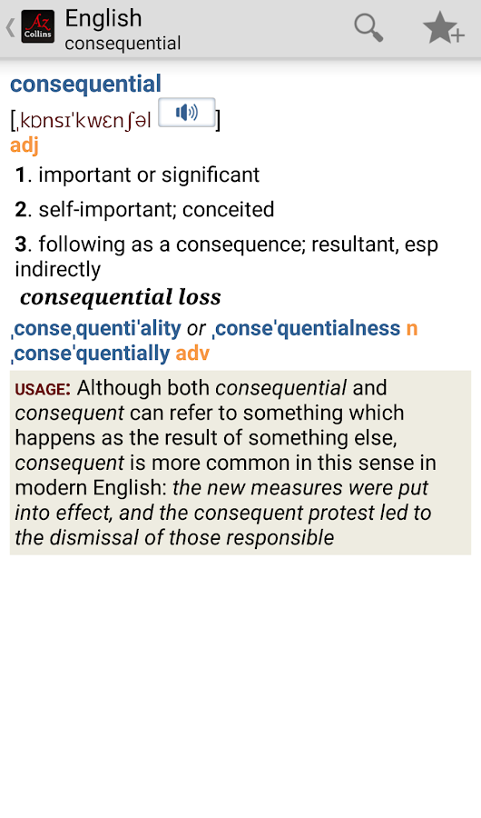 Collins English Dictionary 4 3 135 APK Download - Android