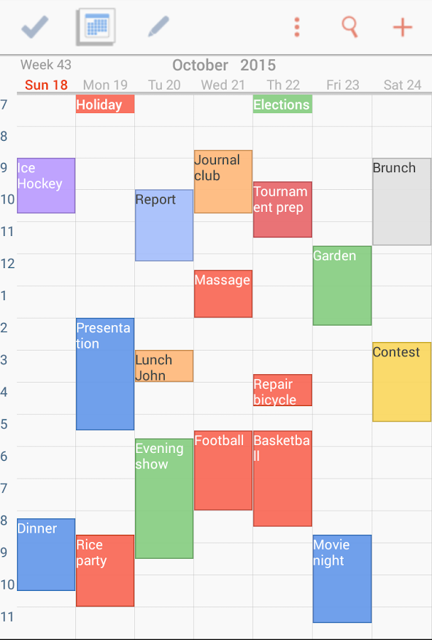 To-Do Calendar Planner 9.5.52.5.4 APK Download - Android ...