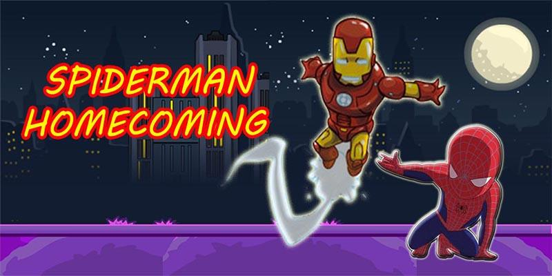 FreeGame for Spiderman 🕷️ Homecoming 1 0 1 APK Download