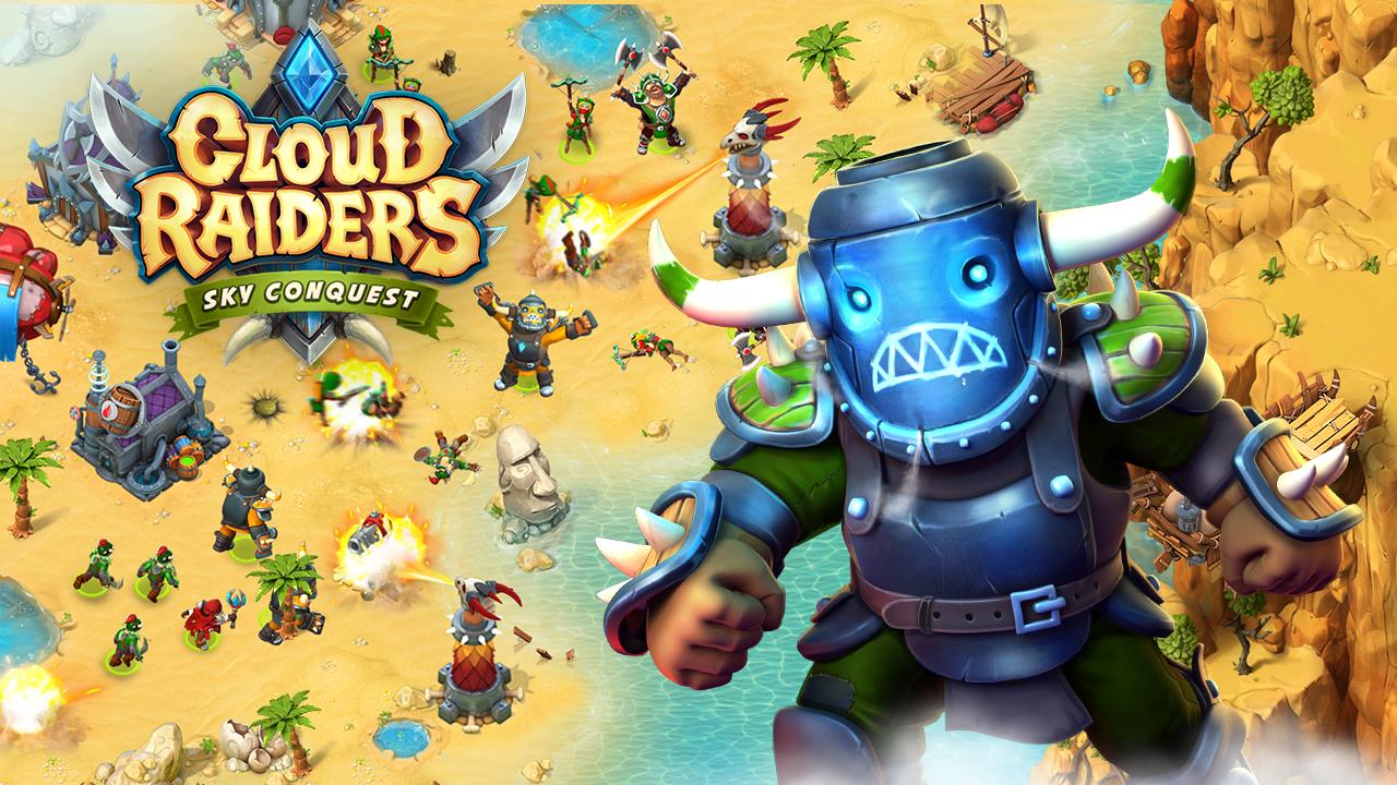 Cloud raiders guide - Cloud Raiders 7 8 2 Screenshot 1
