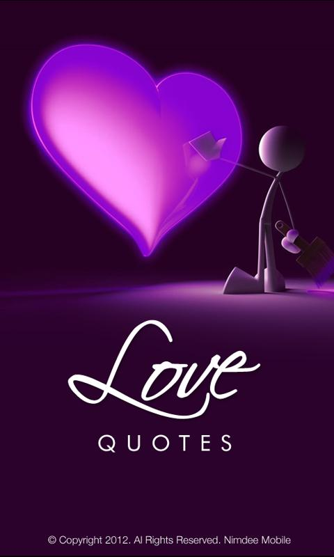 Love And Romance Quotes 1.1 APK Download