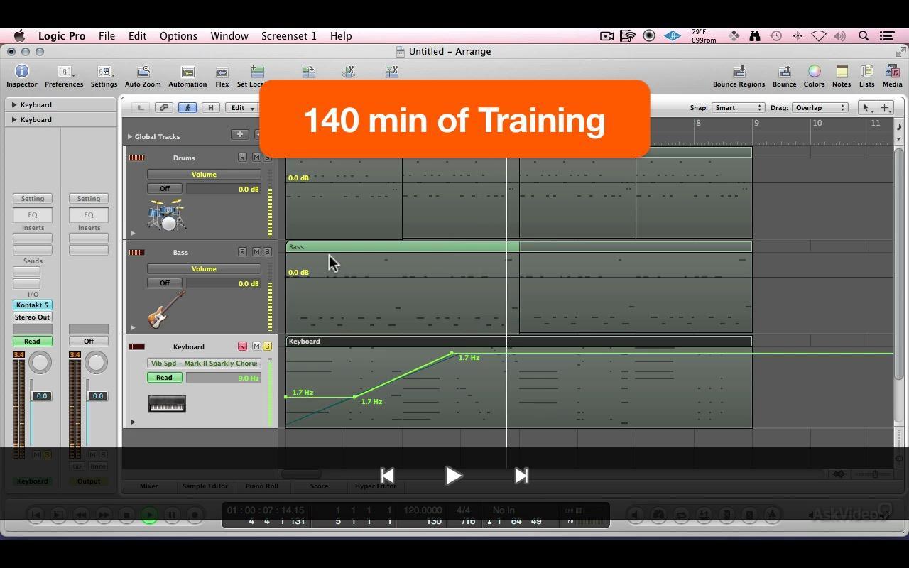 Kontakt 5 manual download -  Advanced Course For Kontakt 5 1 1 Screenshot 2