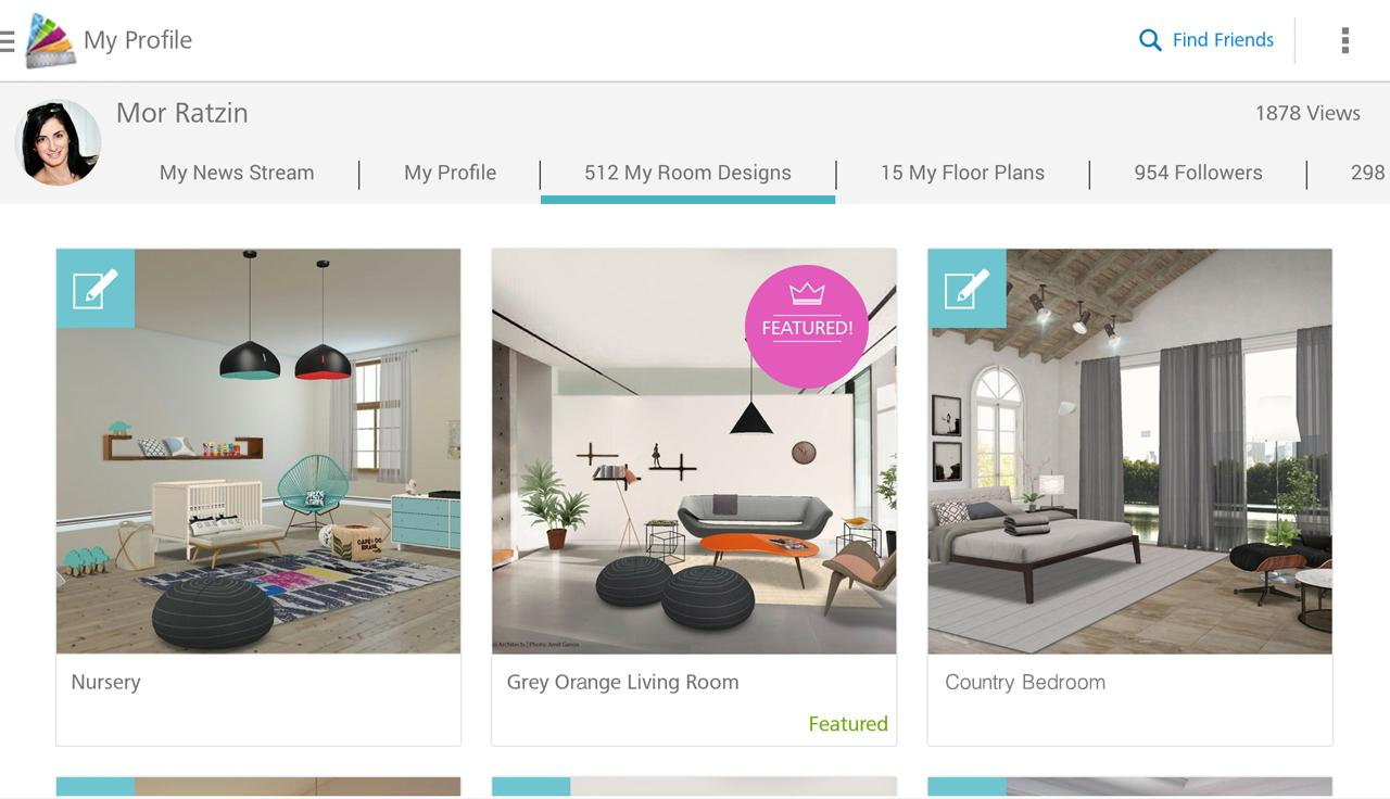 Homestyler Interior Design 1 4 7 5 249 Screenshot 20