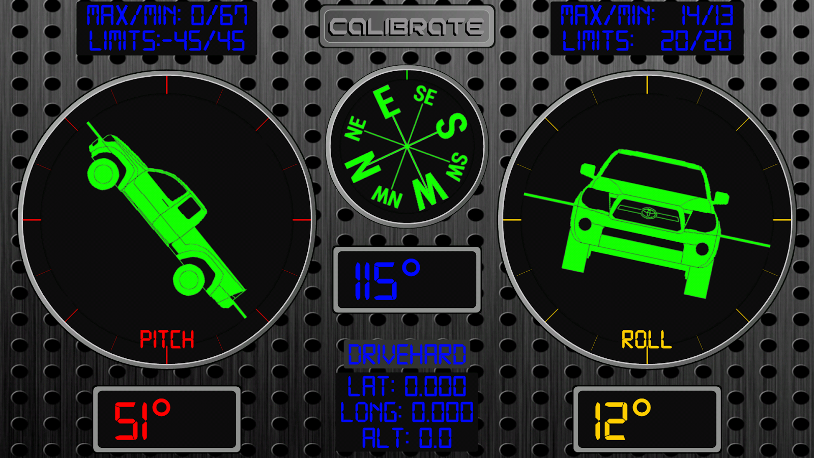 Rollmeover Inclinometer 4x4 2 1 Apk Download Android