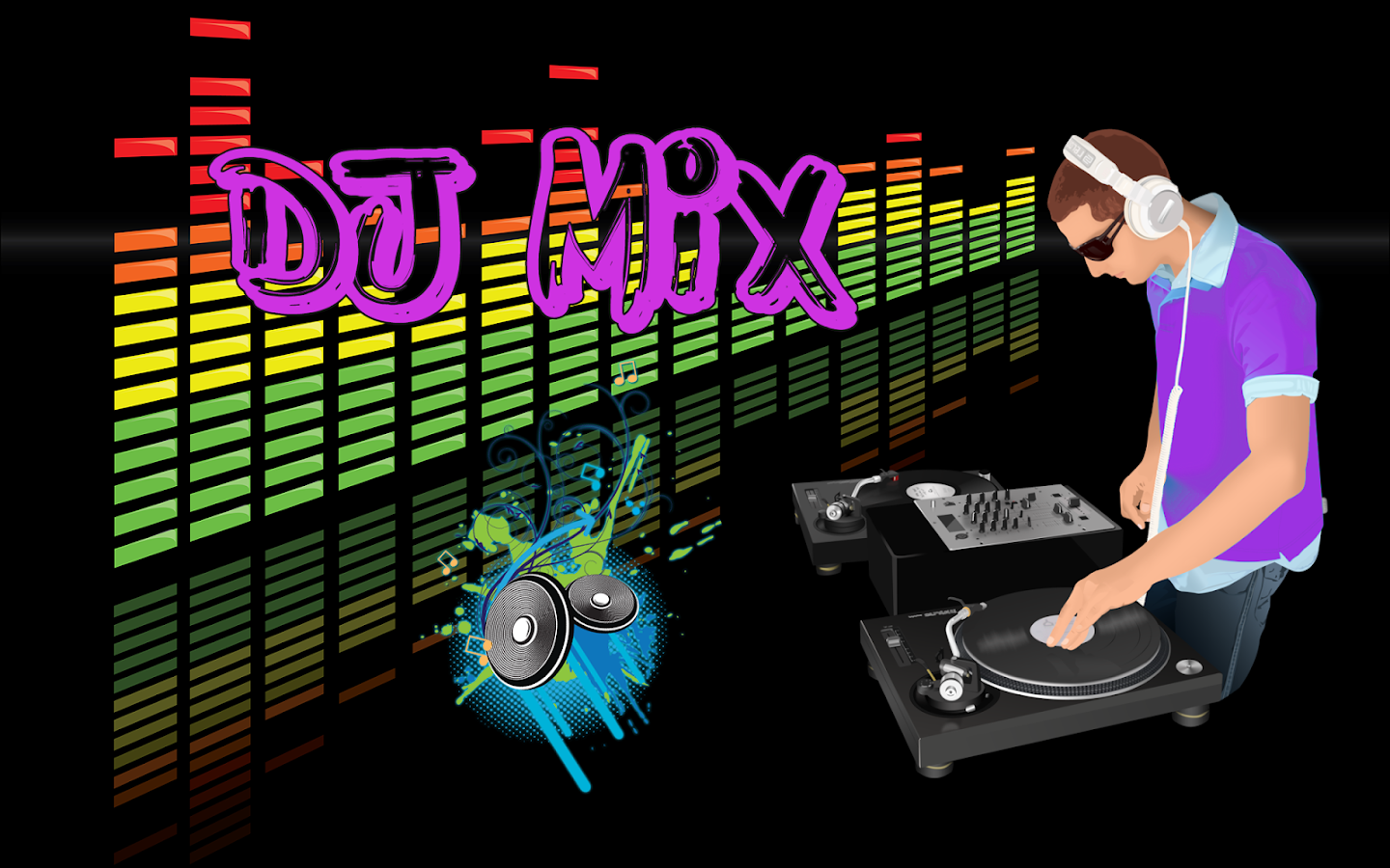 Dj Music Mix Player Touch 2 72 Apk Download Android
