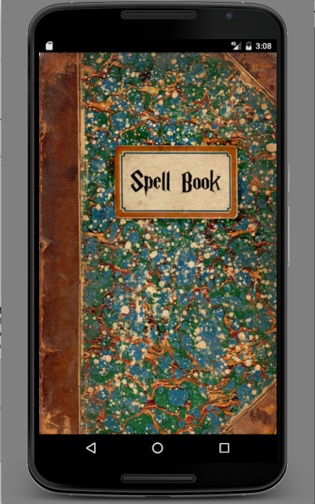 Harry Potter Book Free Download : Spell book harry potter apk download android