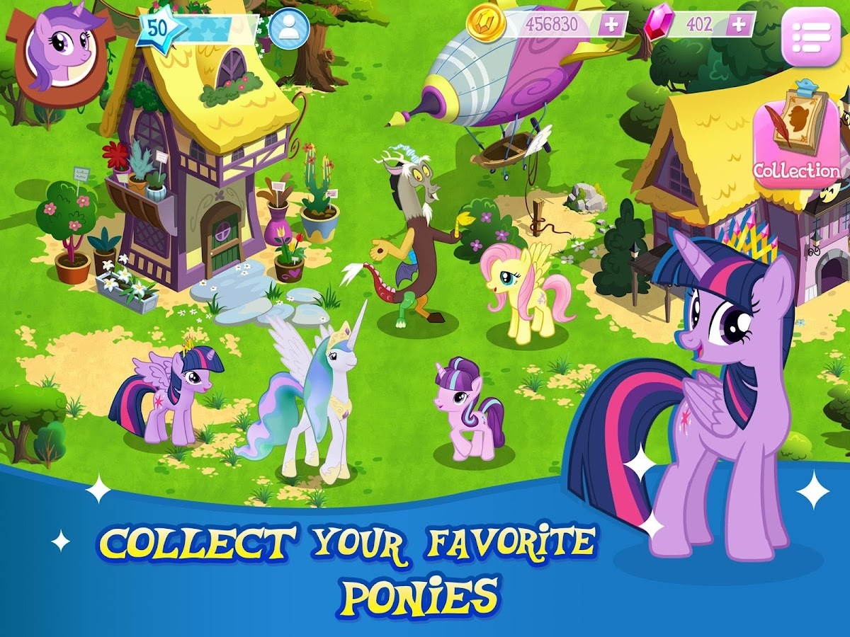 MY LITTLE PONY Magic Princess APK Download Android