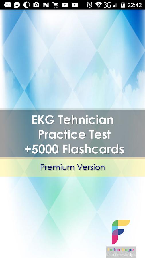 EKG Electrocardiograph Technician Lite Version 10 Screenshot 1