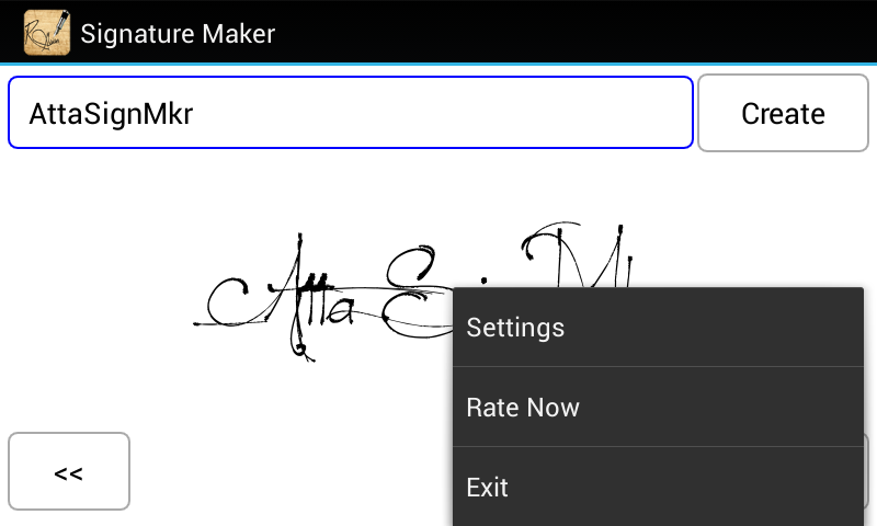 Signature Maker 2.08 APK Download - Android Entertainment ئاپەکان