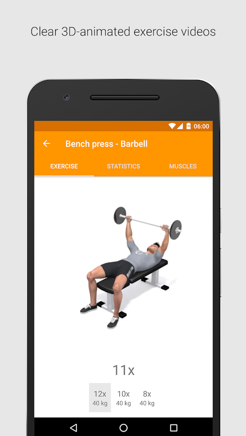 Virtuagym fitness tracker home gym apk download