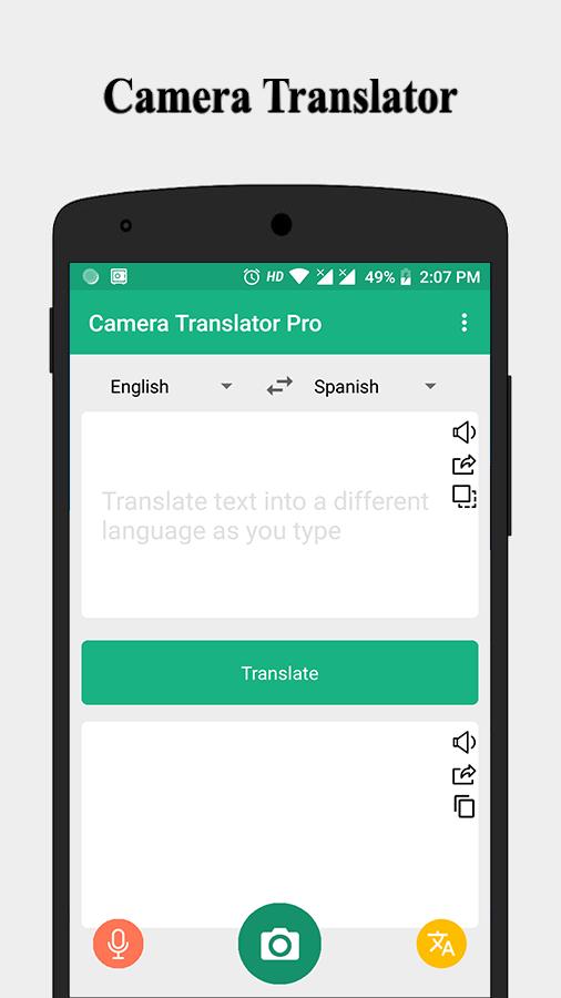 Camera Translator Pro - From Camera, Image, Voice 2 0 0 - GT APK