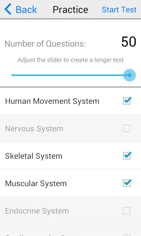NASM CPT Test Prep 1.0.5 APK Download - Android Education ئاپەکان