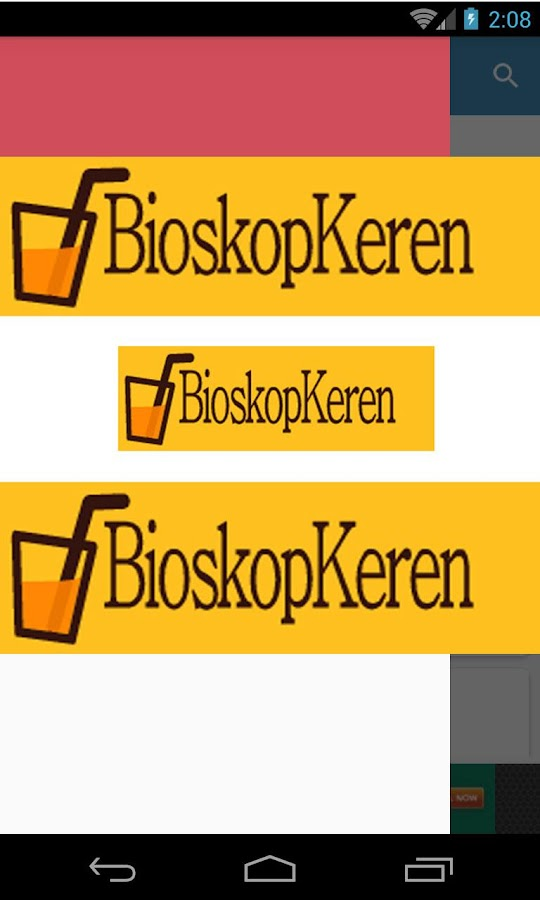Bioskop keren 101 apk download android entertainment apps bioskop keren 101 screenshot 1 stopboris Image collections