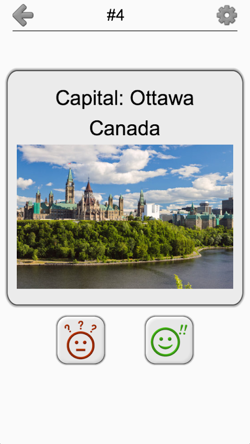 Capitals Of All Countries In The World City Quiz APK Download - Capital of all countries in the world