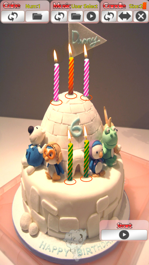 Birthday Song Cake And Candle  APK Download Android - Cake happy birthday song