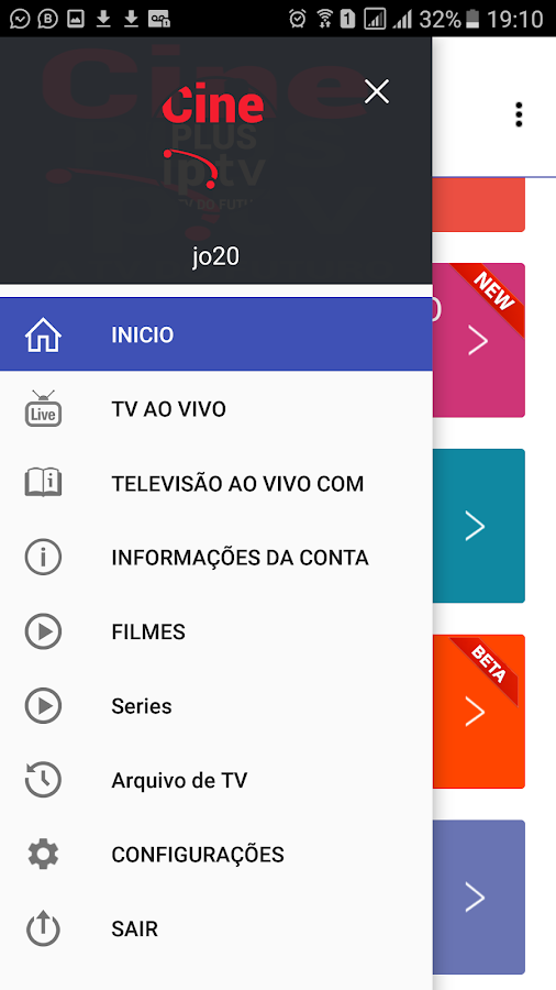 CINEPLUS IPTV 1 1 APK Download - Android Communication ئاپەکان
