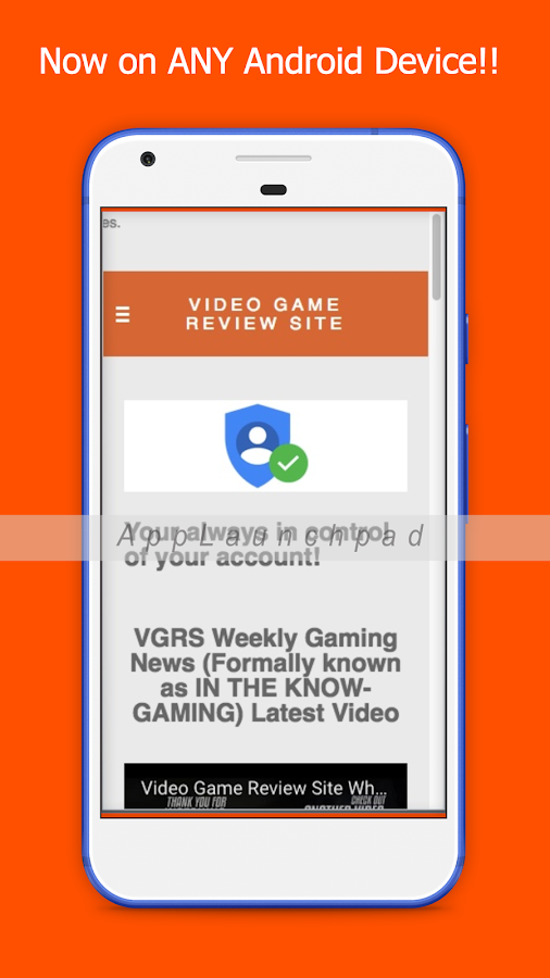 Video Game Review App 0 1 APK Download - Android 效率 应用