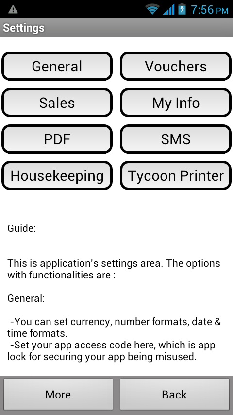 Goods Receipt Note Word Tycoon Smb Pro  Invoicepos  Apk Download  Android Business Apps Epson Receipt Paper Excel with Make Fake Receipts Word  Tycoon Smb Pro  Invoicepos  Screenshot   Cash Receipts Template Word
