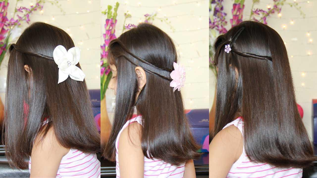 Easy Little Girl Hairstyles APK Download Android Lifestyle Apps - Girl hairstyle photo download