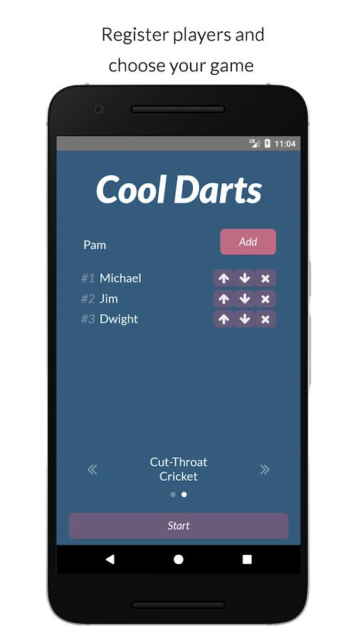 Cool Darts Darts Scoreboard 2 4 Apk Download Android