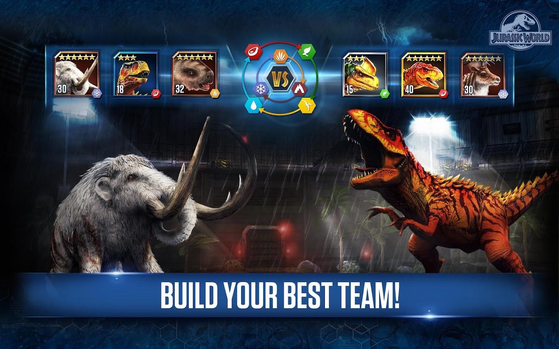 Jurassic World взломанный (чит) скачать игру на …