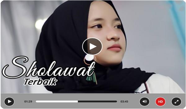 download video nissa sabyan qomarun