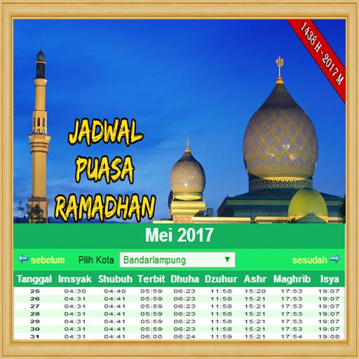 Jadwal Puasa Ramadhan