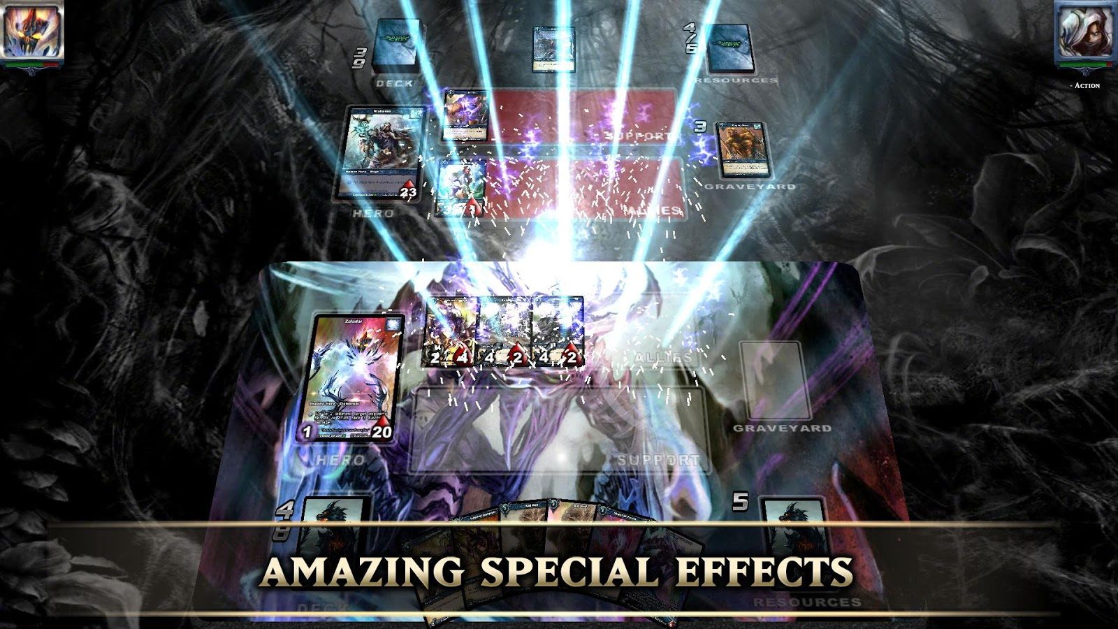 shadow era trading card game 3 5100 apk download android card