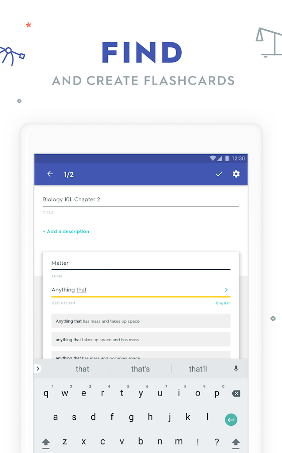 Quizlet: Learn Languages & Vocab with Flashcards APK Download ...