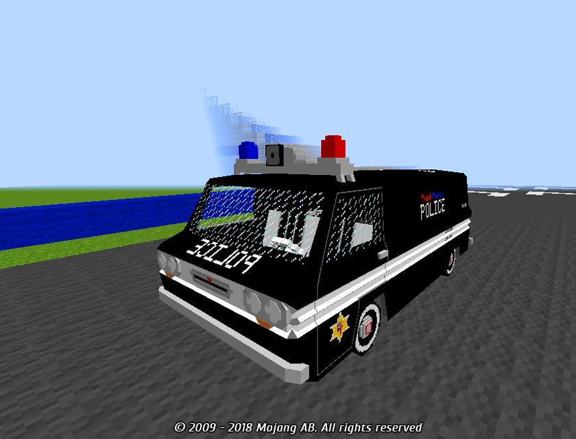 car mod for minecraft pe apk