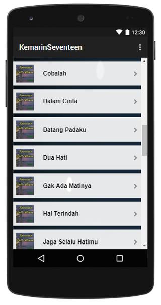 download lagu seventeen kemarin stafaband mp3 pelangi music