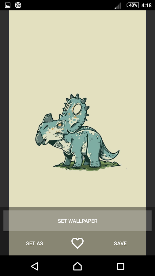 Cute Dinosaur Wallpaper 10 Apk Download Android