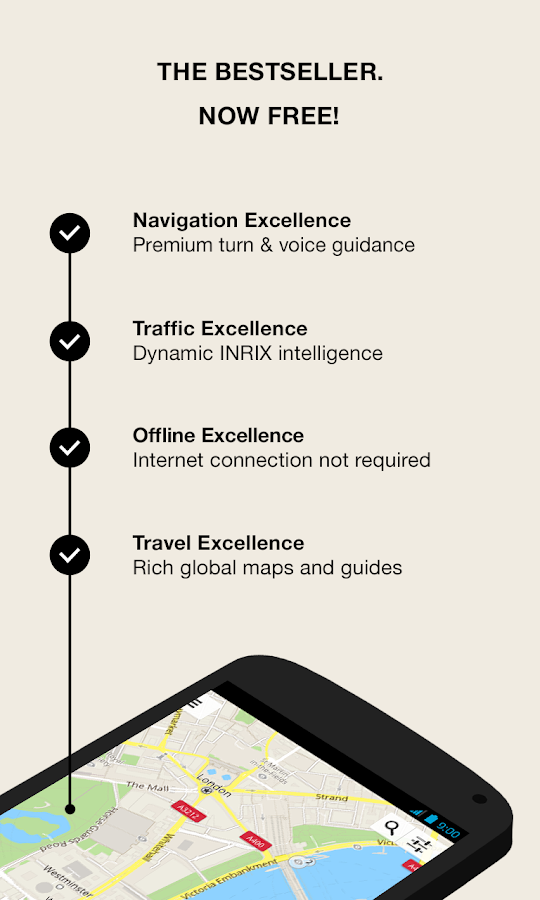 GPS Navigation  Maps  Scout 702 APK Download  Android Travel
