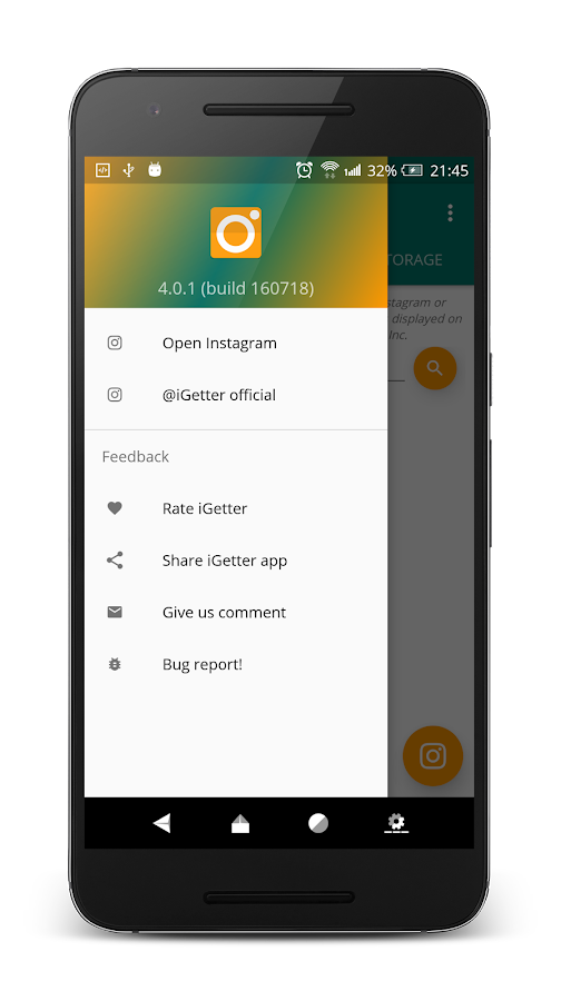 igetter for instagram pro apk android social apps