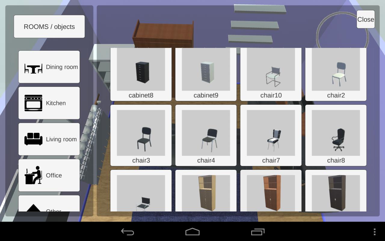 Room creator interior design 3 4 apk download android for Room creator