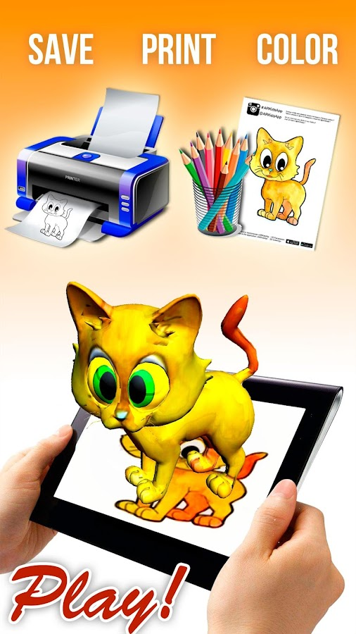 free 3d coloring book app 31 screenshot 1