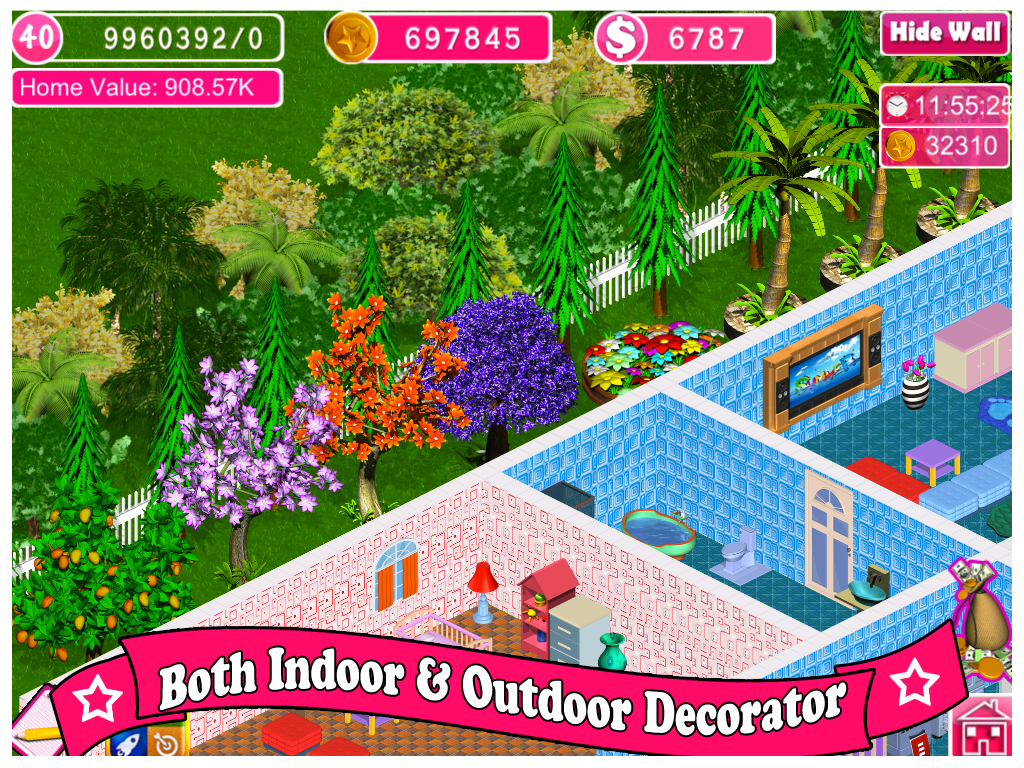 Home Design: Dream House 1.5 APK Download - Android Role Playing Games