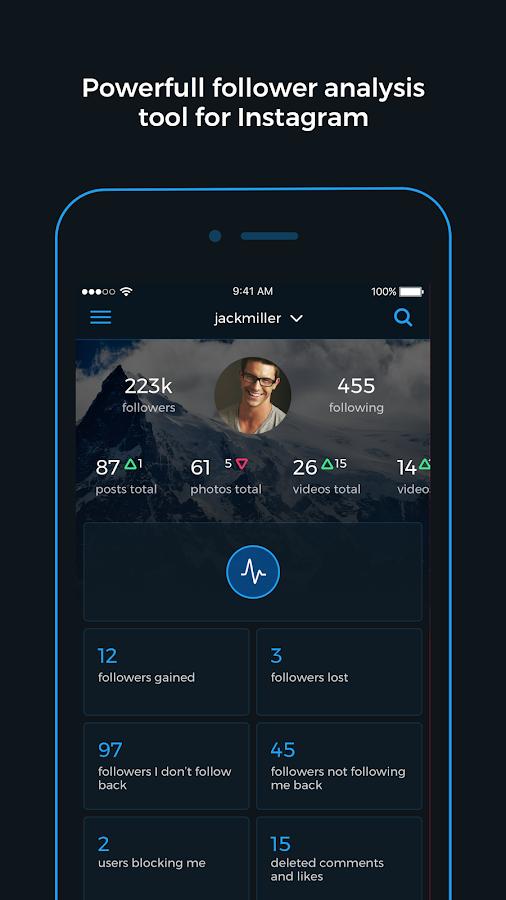 Reports+ Followers Analytics for Instagram 0 665 APK