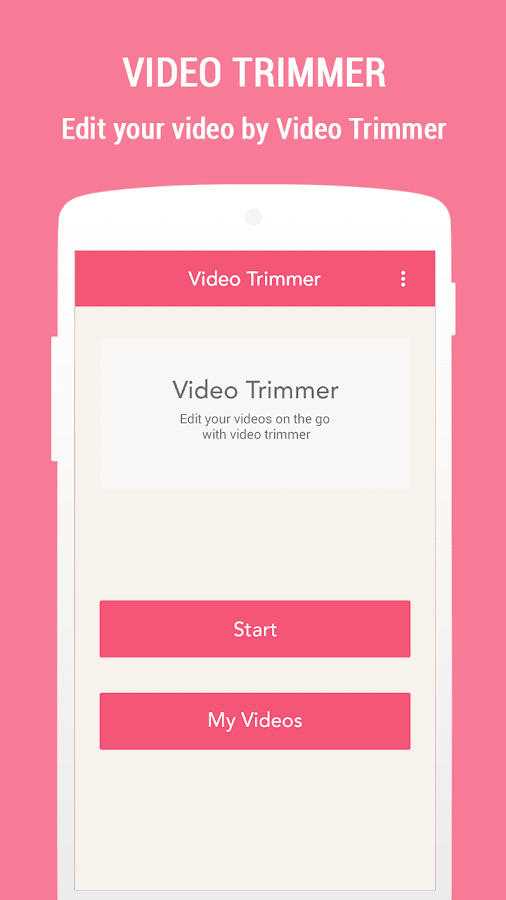 Video Trimmer 4 0 APK Download - Android cats