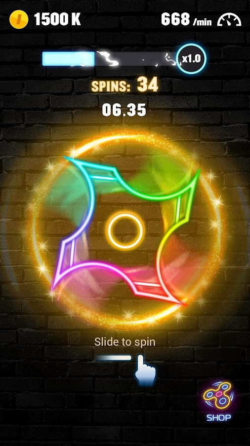 Fidget Spinner: Fun Relaxing Toy 1 5 APK Download - Android