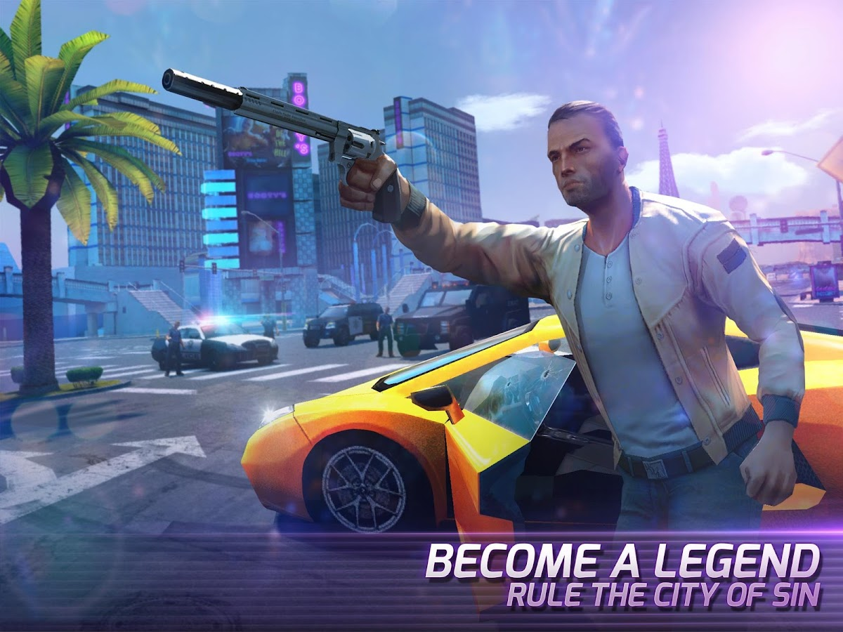 Gangstar Vegas - mafia game 3.4.1a APK Download - Android Action Games
