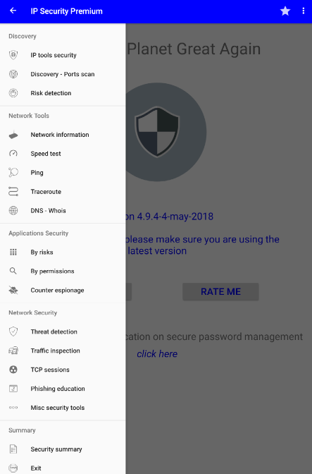 IP Tools + security 9 0 1-25-Oct-2018 APK Download - Android