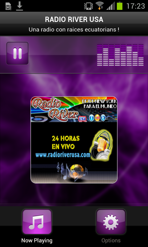 RADIO RIVER USA 4 1 3 APK Download - Android Music & Audio Apps