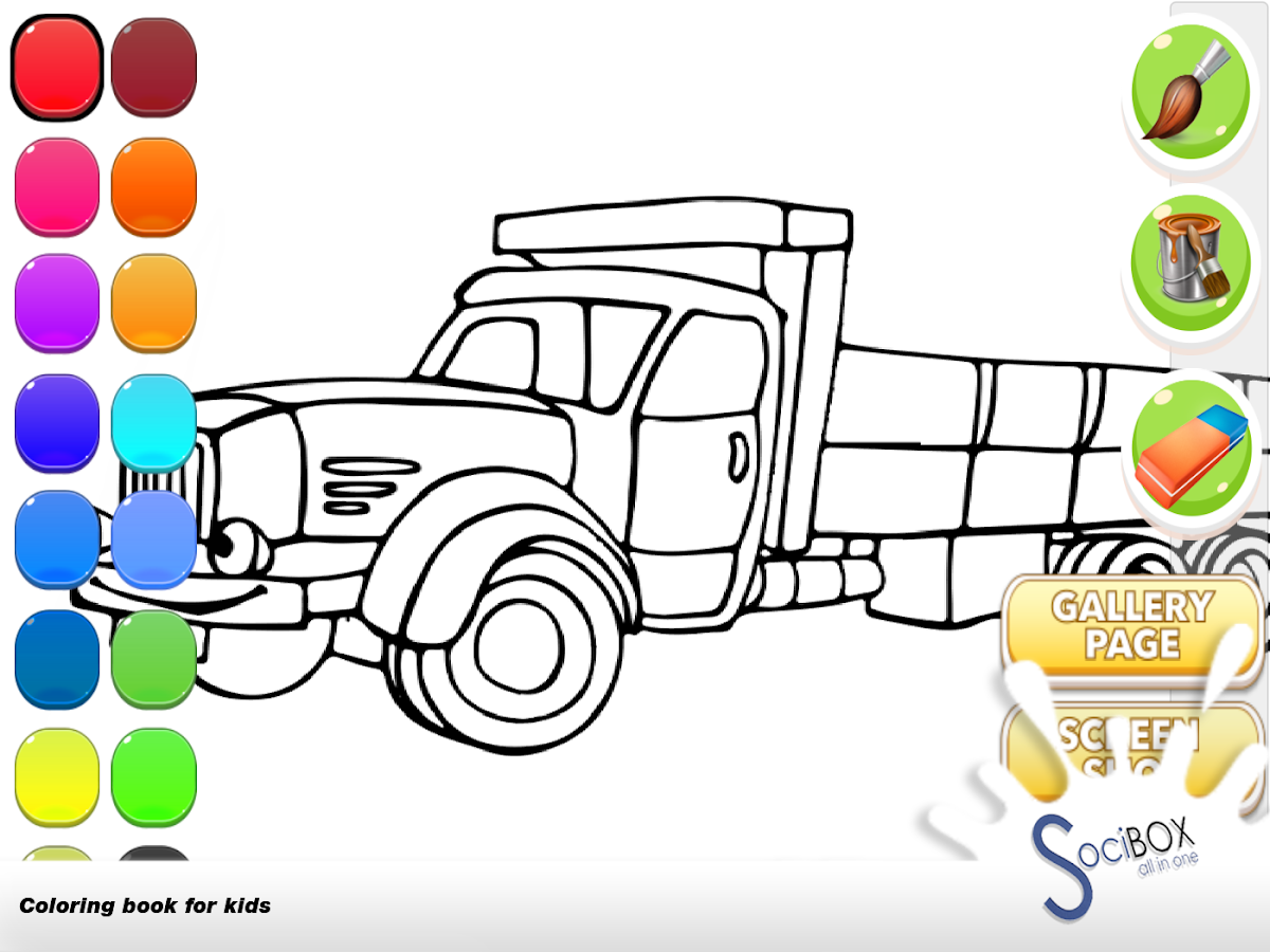 Ambulance Coloring Book 1 0 APK Download Android