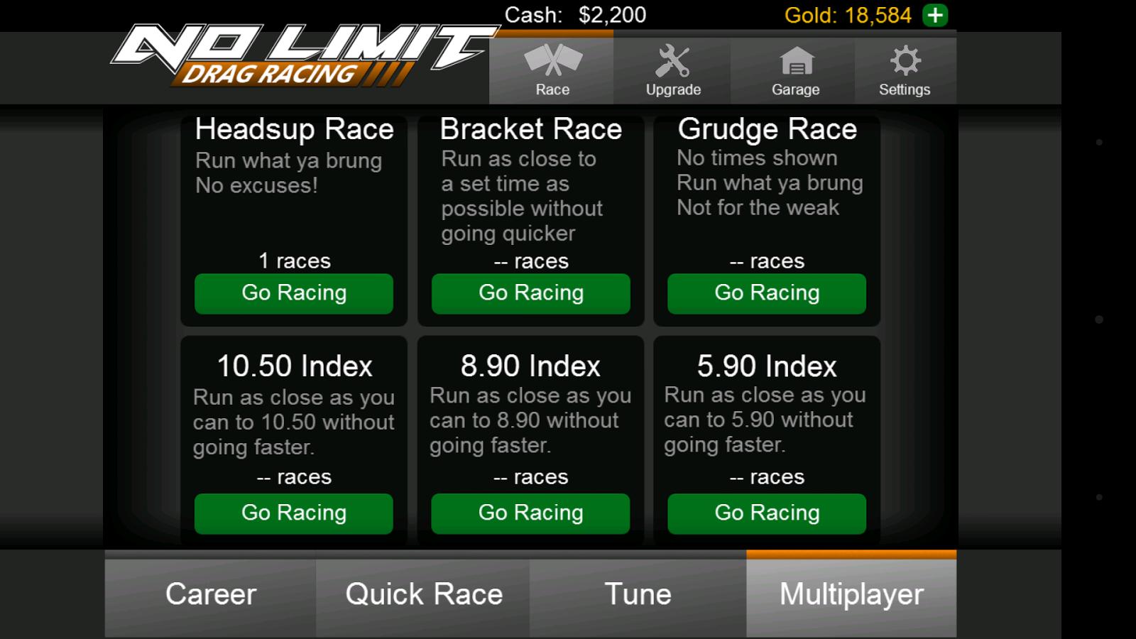 Drag Racing 4x4 Mod Apk