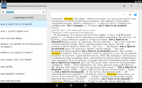 Phraseological Dictionary of the Russian Language 5.2.55.0 screenshot 8